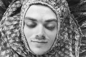 Self-Portrait: Adam Pits