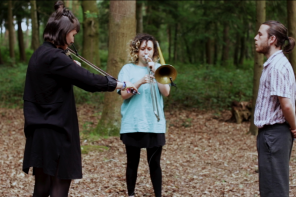 Slam The Poet – Standing Near Painted Blades (Brainchild Woods Session)