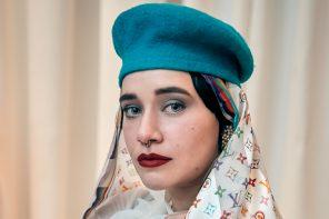 Self-Portrait: Rose Bonica