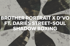 Day 26: Brother Portrait x D'Vo ft. Dariés Street-Soul – shadow boxing